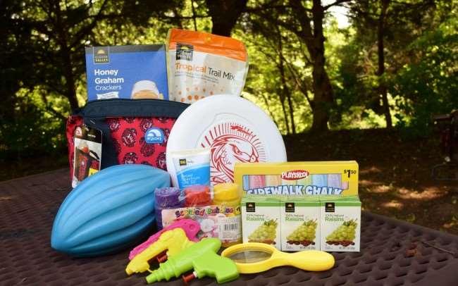 Summer Fun Survival Kit for Kids