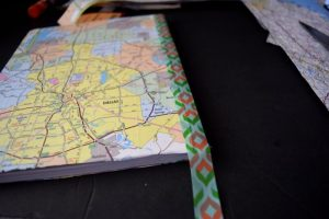 Summer Fun Tip: Keep it Memorable with a Summer Travel Journal #summercraft #familttravel #making memories