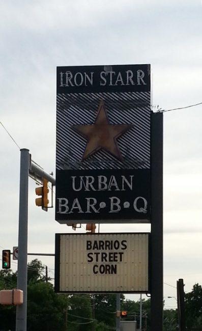 Iron Star Urban Barbecue