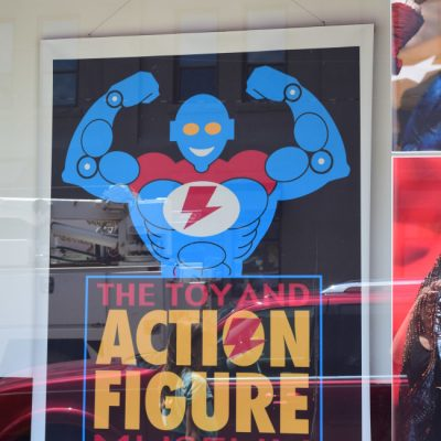 Have You Been to The Toy and Action Figure Museum?