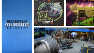 Oklahoma Science Museum - Come see why this is a place you and your family want to visit when in Oklahoma City
