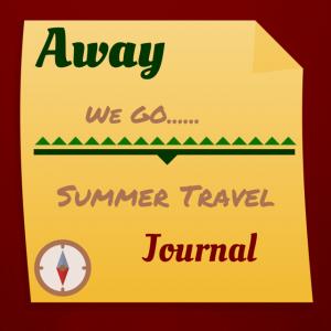 Travel Journal Printable Tag