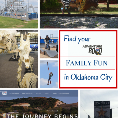Find Your Adventure Road – Family Fun in Oklahoma City You Need to Try