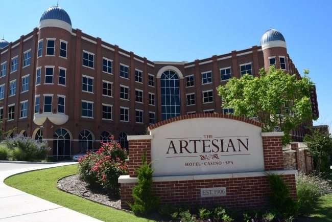 Artesian Hotel spa casino