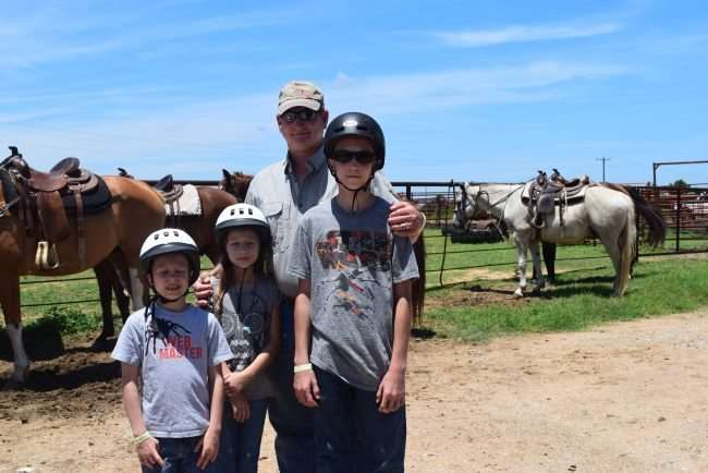 Explore and Have Fun on a Family Trail Ride with Arbuckle Trail Rides #AdventureRoad #ad
