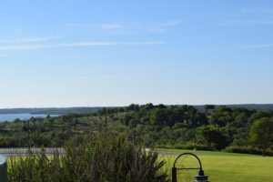 Chickasaw Retreat and Conference Center is a beautiful place to stay in Sulphur with stunning views of Lake of the Arbuckles
