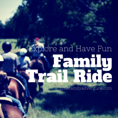 Adventure Road: Explore and Have Fun on a Family Trail Ride