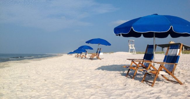 Gulf State Park Beach - Alabama is a Great place for your nest family vacation