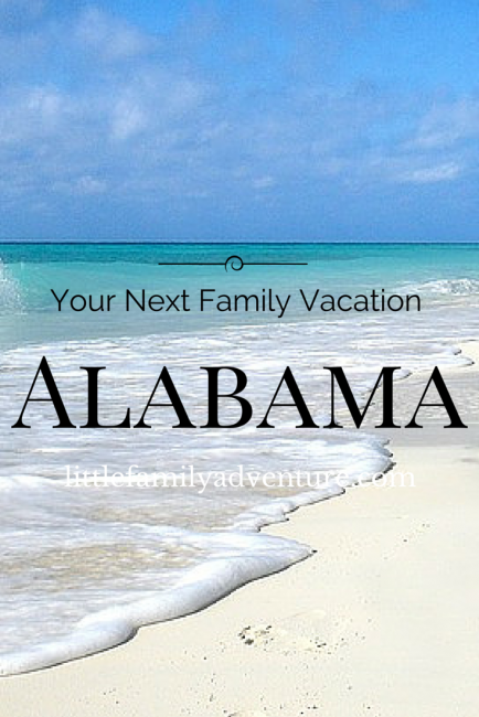 Make Alabama Your Next Family Vacation - Enjoy its white sandy beaches and the best BBQ in the country