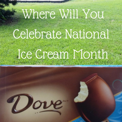 Where Will You Celebrate National Ice Cream Month?
