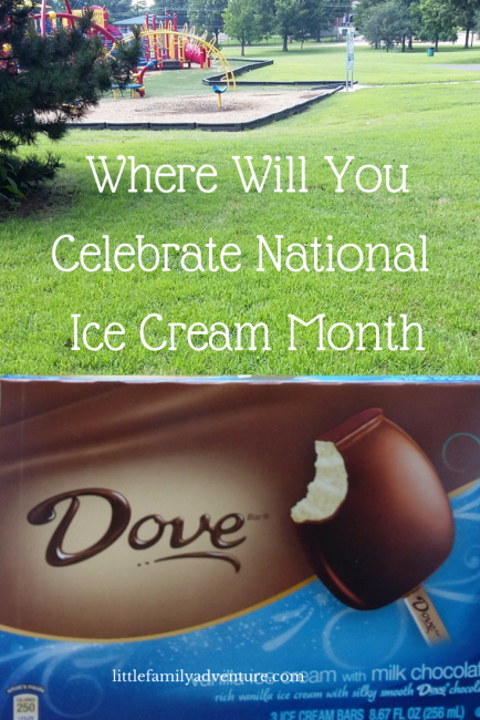 How Will You Celebrate National Ice Cream Month? Enjoy a Mars Ice Cream Bar anywhere.. #IceCreamMonth #ad #Sponsored
