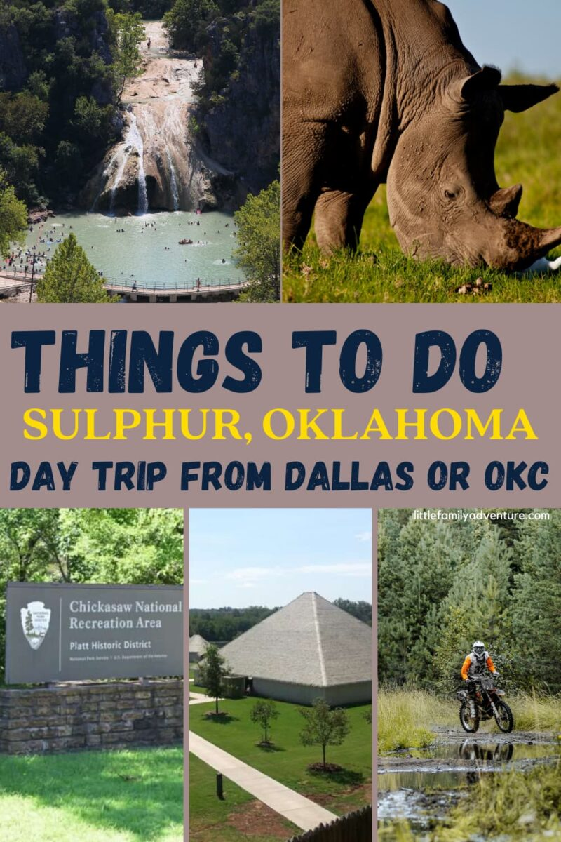 things to do in sulphur ok graphic