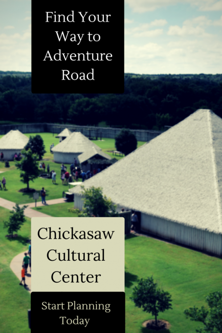 Get on the Adventure Road to the Chickasaw Cultural Center
