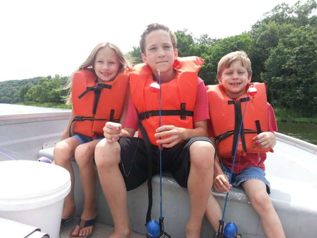 Exciting Adventure With Your Family - #DiscoverBoating #ad