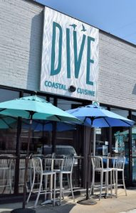 5 Family-Friendly Places in Dallas to enjoy and get out of the summer heat - Dive Coastal Cuisine is serving up fresh seafood, healthy dishes, and amazing flavors
