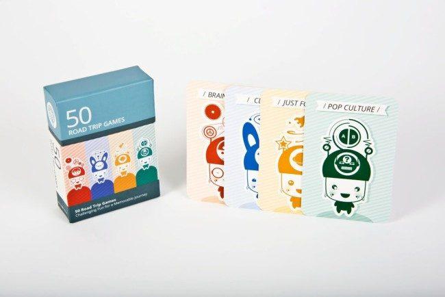 50 Road Trip Games