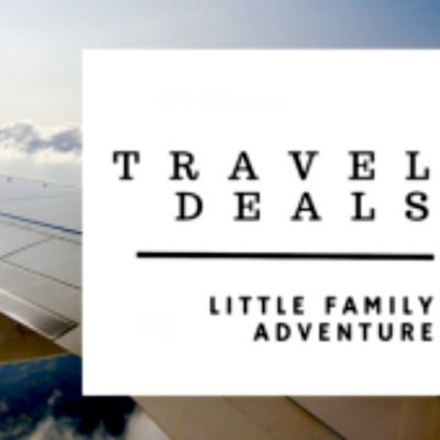 Travel More with these Discount Travel Deals