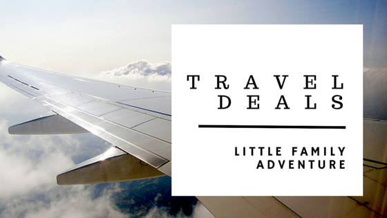 Travel Deals - Check out the latest travel deals for this week.