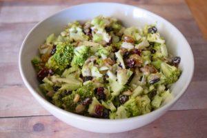 Broccoli Cran-Apple Salad