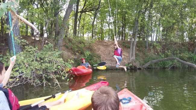 Kayaking in Austin with Live Love Paddle -