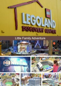 5 Family-Friendly Places in Dallas to enjoy and get out of the summer heat - LEGOLAND Discovery Center is a great place for places to have fun. If you or your kids are LEGO fanatics, you're going to love this place