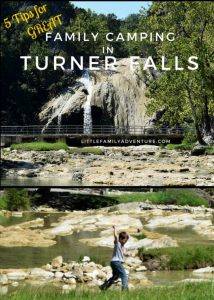 Great Tips for Family Camping in Turner Falls