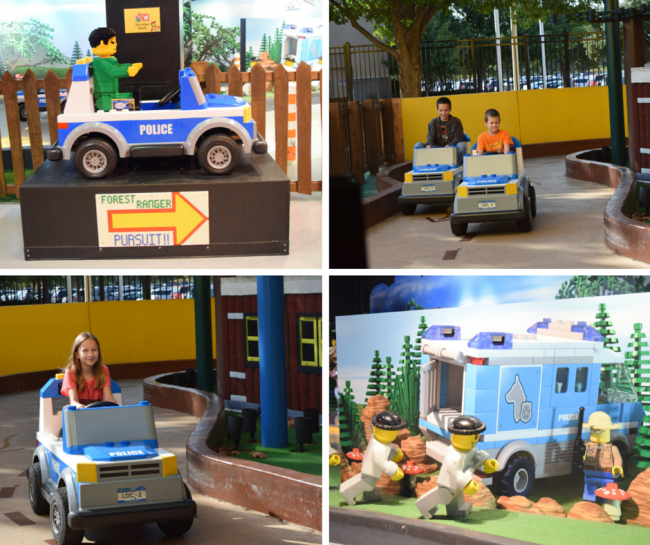 LEGOLAND Discovery Center Forest Ranger Pursuit