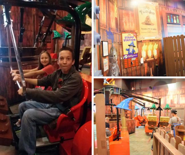 LEGOLAND Discovery Center Ride