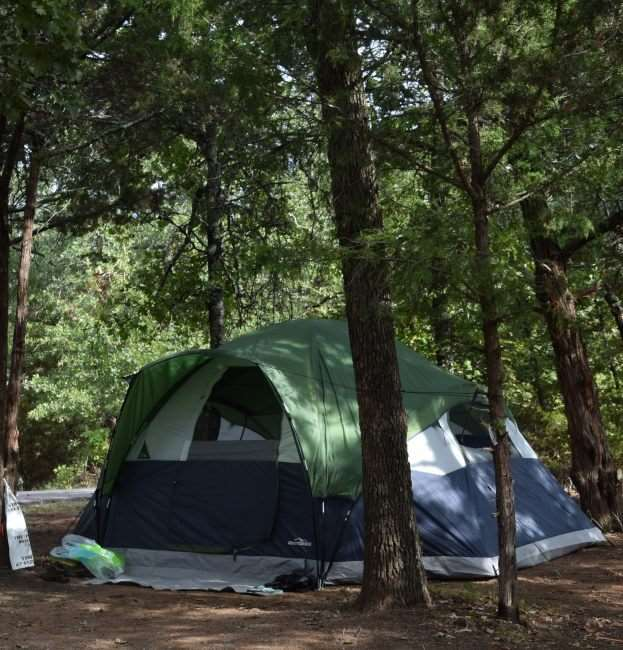 Camping is a fun family activity. It doesn't have to be expensive. We have 7 money savings you need to travel more and have a great, budget friendly camping trip.