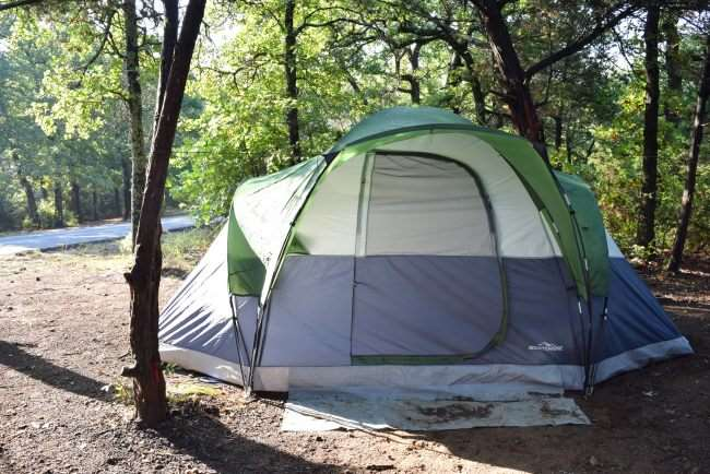 Turner Falls family camping - 5 Tips for Camping at Turner Falls, Oklahoma & having a GREAT time outdoors