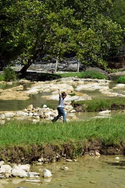Turner Falls. Oklahoma -