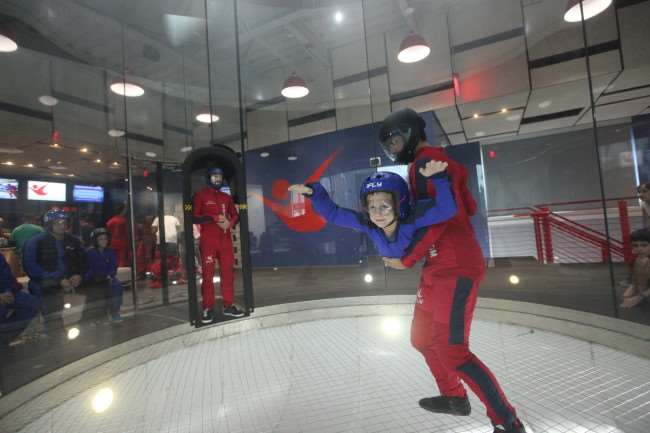 High Flying Fun at iFly Indoor Skydiving - #NewAdventure