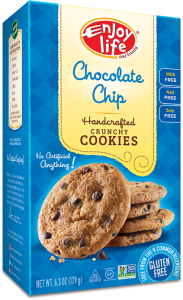 Chocolate Chip Cookies from Enjoy Life