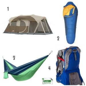 28 Gift Ideas for Campers or Anyone Who Loves the Outdoors