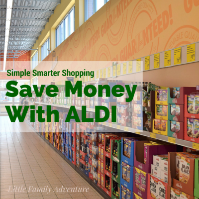 Simple Smarter Shopping – Save Money with ALDI