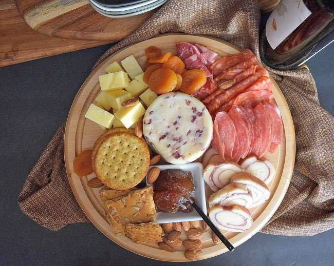 Easy Entertaining – Create an Amazing Cheese Platter for Less with ALDI