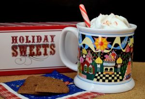 3 Easy Steps for Ultimate Holiday Hot Chocolate Bar - Tips and easy recipe with no refined sugar, plus gluten free and dairy free versions