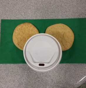 Mickey's Very Merry Christmas Party - One thing to love: Free hot chocolate and Snickerdoodle cookies