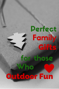 Perfect Family Gifts for Those Who Like Outdoor Fun