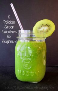 You want to eat healthier, right? These 5 Delicious Green Smoothie Recipes for Beginners make doing that easier. We share simple, real food recipes that help clean eating simple and healthy. Try them today!