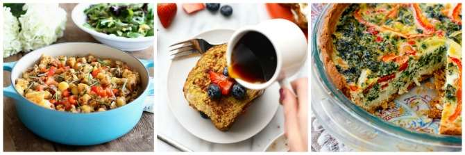 Real food recipes for families - Breakfast Real Food