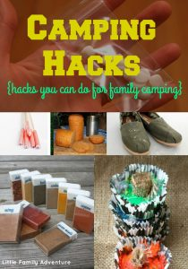 Camping Hacks-camping hacks you can do for family camping