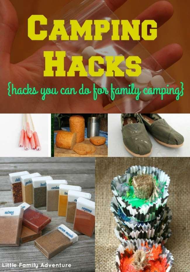 22 Genius Camping Hacks I Wish I Knew Before Now