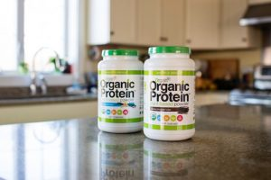 Orgain protein powder is great for anyone who wants to Upgrade their health. #ad