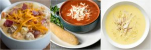 Real food soup recipes for families