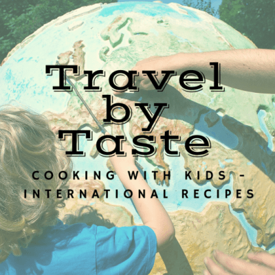 Travel Without Leaving Home – International Recipes
