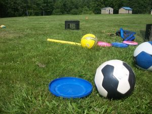 How To Create A Back Yard Summer Sports Camp