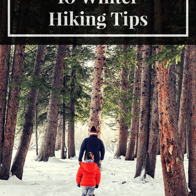 10 Winter Hiking Tips