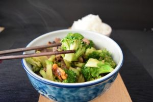 Beef and Broccoli with Walnuts