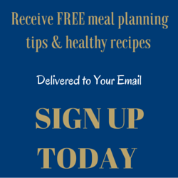 Receive free meal planning tips and healthy recipes by email.